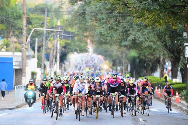 Prova Ciclística 9 de Julho / Sergio Barzaghi - Gazeta-Press