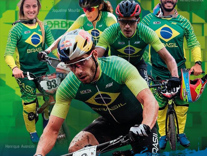 Tóquio-2020 começa amanhã para o Ciclismo Brasileiro, conheça os nossos representantes
