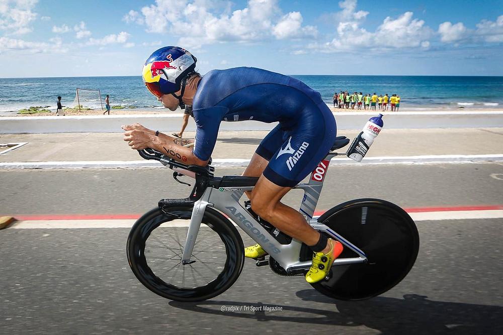 Igor Amorelli em Salvador / Rodrigo Eichler - Tri Sport Magazine