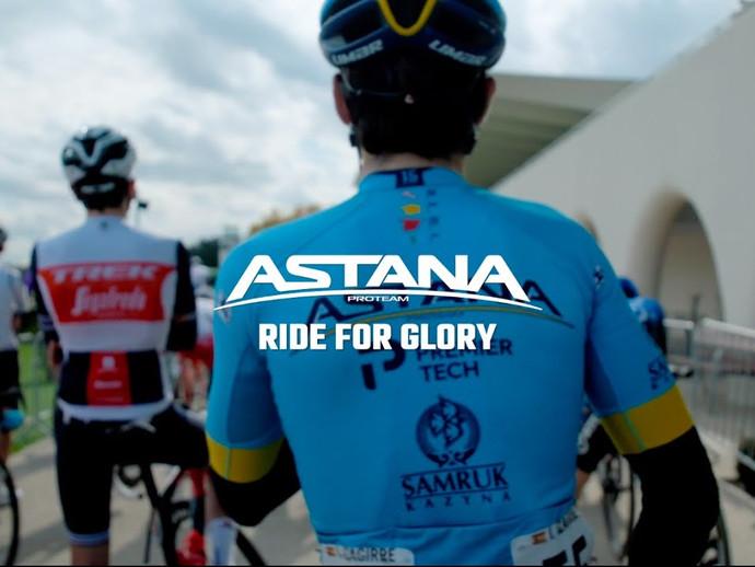 Ride For Glory, documentário sobre a Astana nas Grandes Voltas em 2020