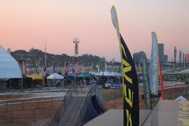 Vista parcial do Shimano Fest 2017 / Márcio de Miranda