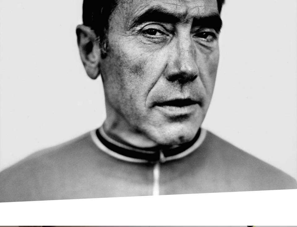 Eddy é um dos maiores ciclistas da história / Divulgação
