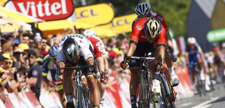 Peter Sagan no sprint final - Bettini photo