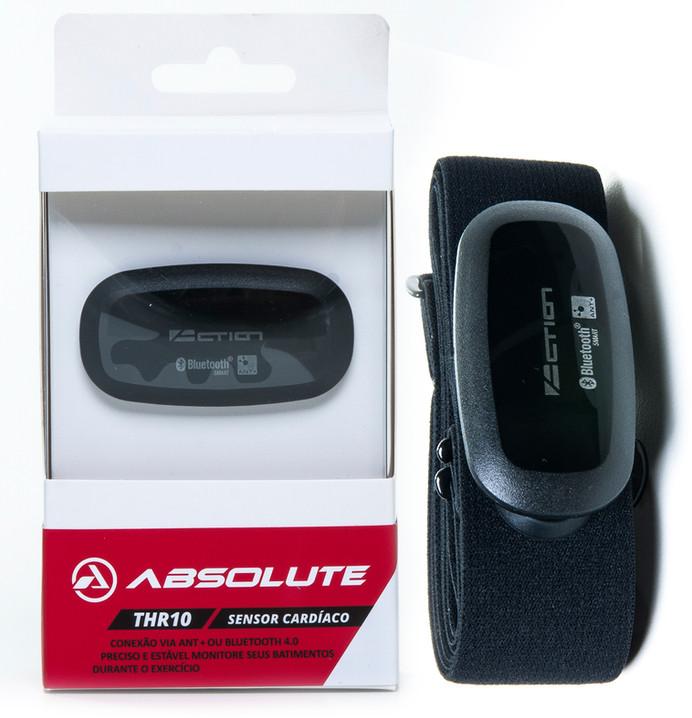 Absolute lança cinta de monitoramento cardíaco compacta, com o melhor custo benefício do Brasil