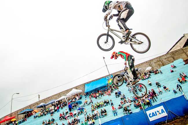 Ciclismo BMX / Thiago Lemos - CBC