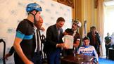 Prefeitura do Rio cria terceira área exclusiva para treinamento de ciclistas de competição  no Porto