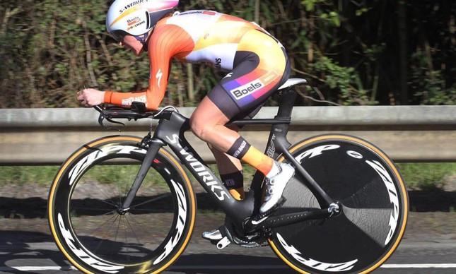 Megan é a atual campeã do ranking UCI | Bart Hazen