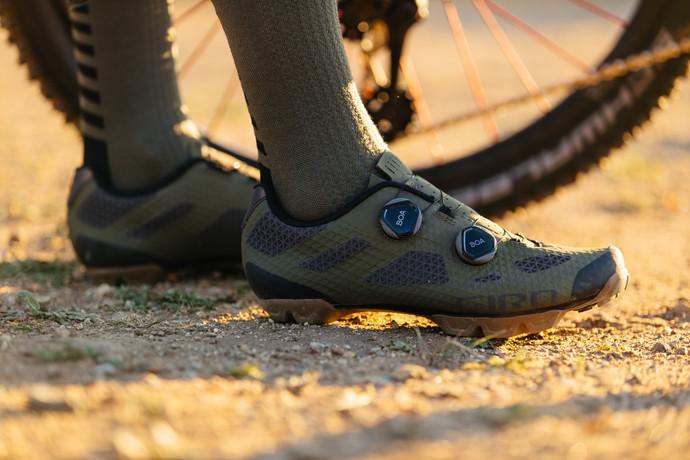 Sector, nova sapatilha da Giro para trilhas com conforto e performance
