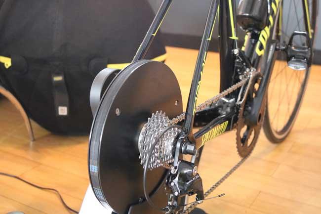 Bike montada no My Cycling / Márcio de Miranda