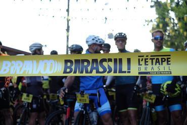 L'Etape Brasil encerra as inscrições, com mais de dois mil participantes
