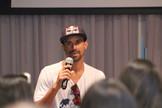 Igor Amorelli compete pela sexta vez seguida no Ironman World Championship, amanhã, no Havaí