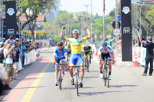 Lauro Chaman venceu o Criterium / Luis Carlos Antunes - Divulgação