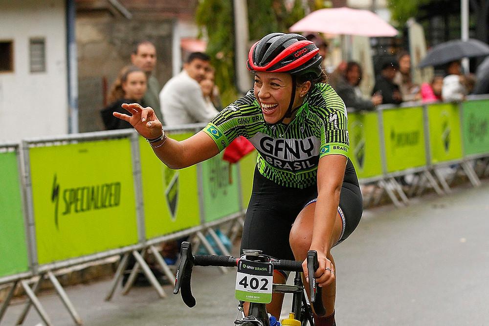 Nadine venceu a disputa entre as mulheres / Fernando Maia - GFNY Brasil