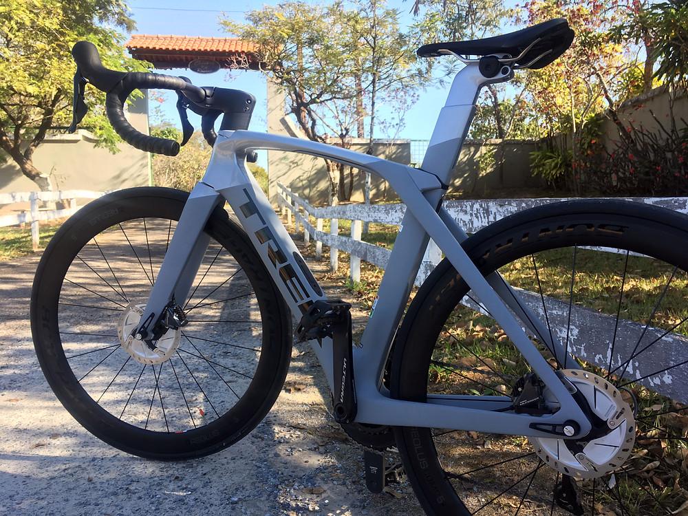 Nova Madone SLR 2019 / Márcio de Miranda - Planeta da Bike