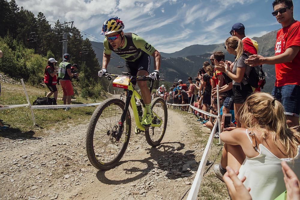 Avancini em Andorra / Bartek Wolinski - Red Bull Content Pool