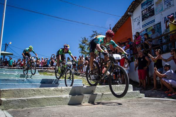 Jiri e Avancini, segundos no Prólogo (Fabio Piva / Brasil Ride)