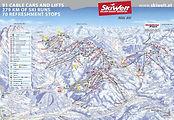 Skiwelt Ski Maps
