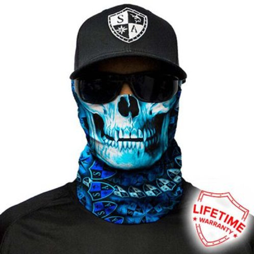 FACE SHIELD - STEALTHTECH™ CAMO | HYDRO SKULL
