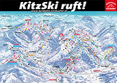 Ski Map Kitzbuhel
