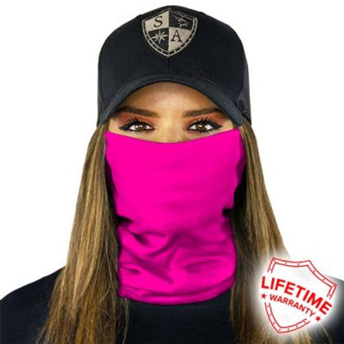 FACE SHIELD - TACTICAL PINK