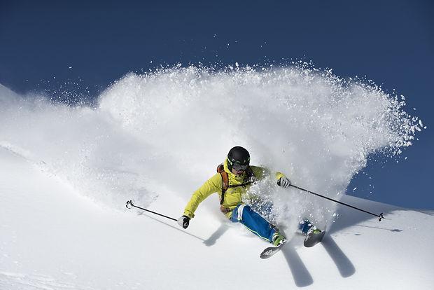 Ski the Powder