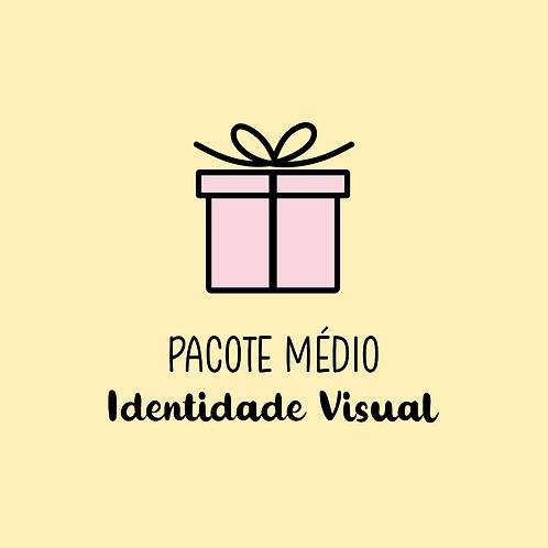 Pacote Médio - Id. Visual