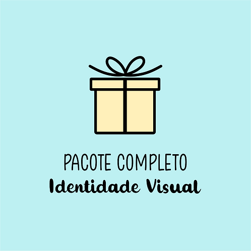 Pacote Completo - Id. Visual