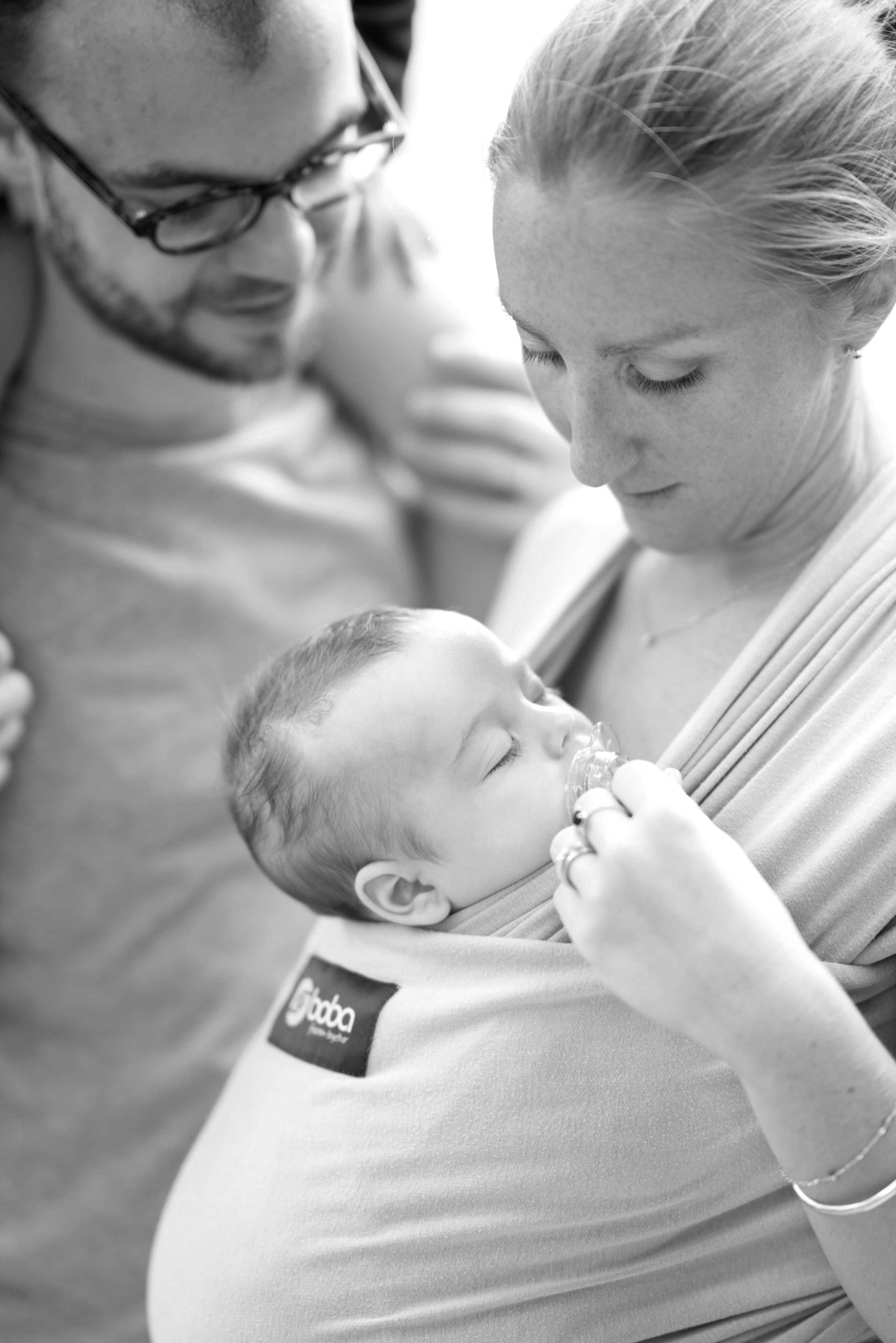Newborn photos by Veronika Kasbi
