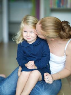 Mother & Daughter by Veronika Kasbi