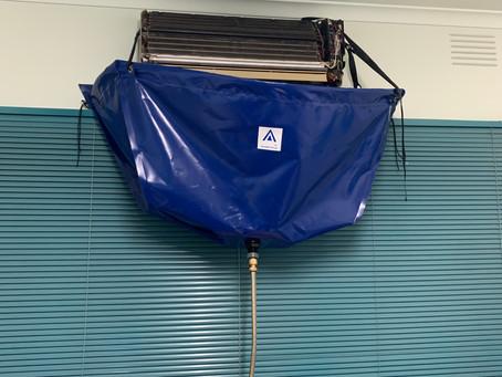 Split System Bag Cleaning/Maintenance.