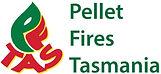 Pellet Fires Tasmania Logo