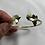 Thumbnail: BB15 Africa 100% Brass 8 Gauge Bracelets