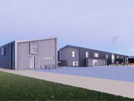 HQ for Horse Sport Ireland by S+K