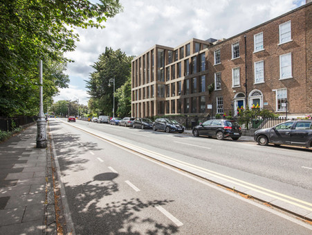 New Office and Mews Development at Herbert Place, D2