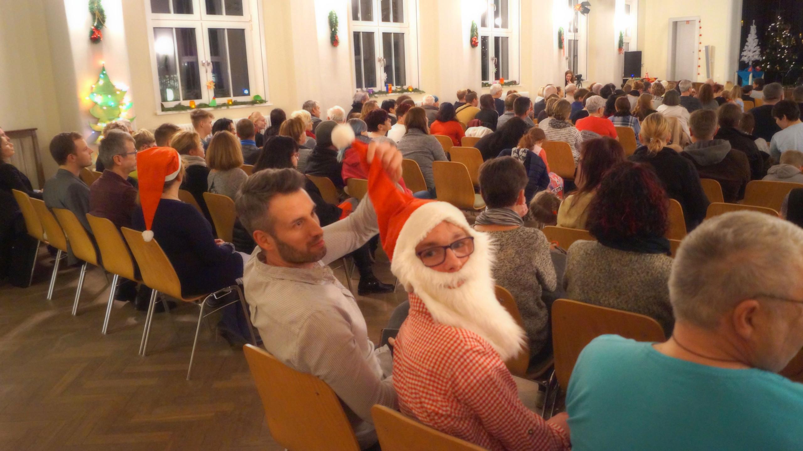 Weihnachtsprogramm 3
