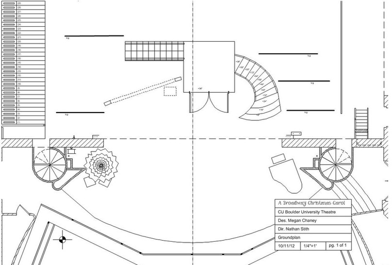 Groundplan Drafting