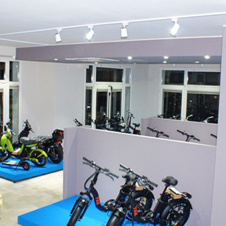 Algi showroom