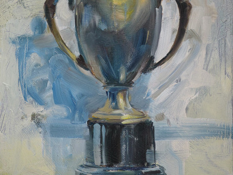 """Trophy"" shortlisted for the NOA"