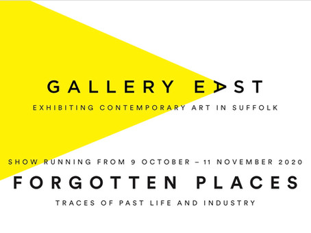New Show in Suffolk for October