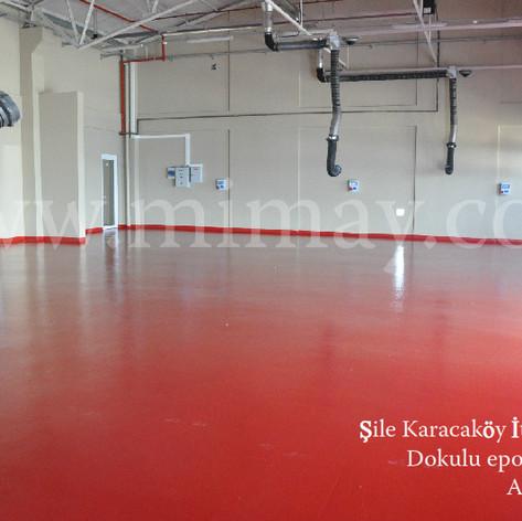 Şile Karacaköy İtfaiye Binası /     Şile - İstanbul