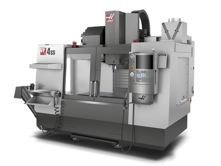 BGM Invests in NEW Haas VF4-SS to Expand Capabilities!