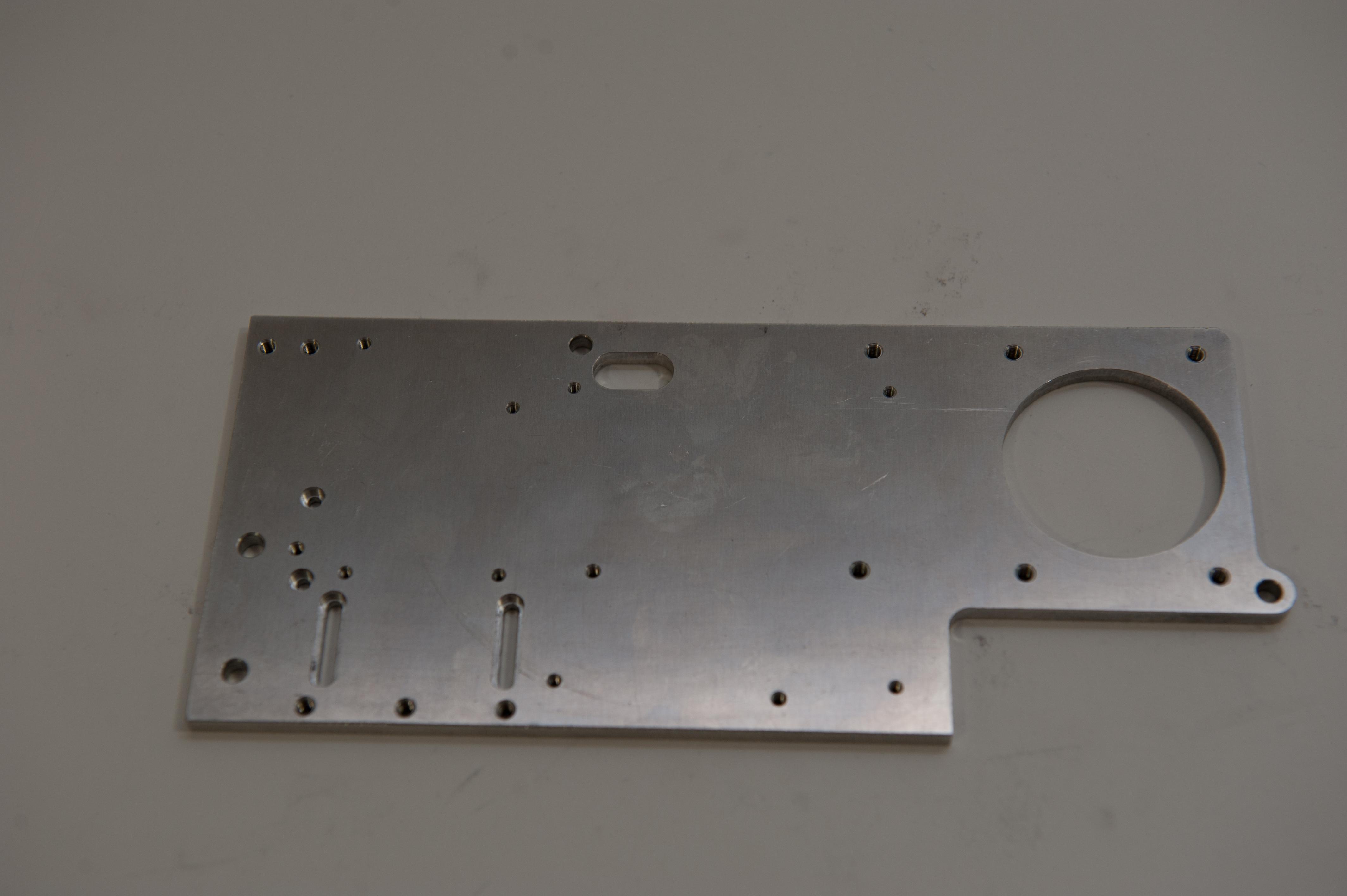 Seikowave backplate electronics