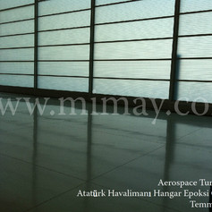 Aerospace Turkey A.Ş. / AHL Yeşilköy - İst. Epoksi Onarımı