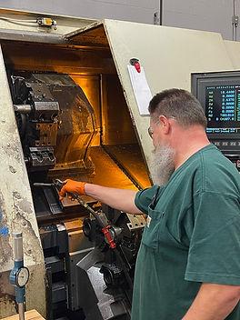 CNC Machining Bearing Sleeves 2.JPG