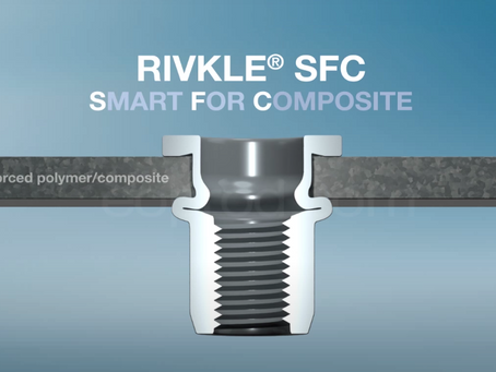 How to Provide a Strong Joint in Composite Material Using RIVNUT-ORIGINAL PLUSNUTS® and BOLLHOFF SFC