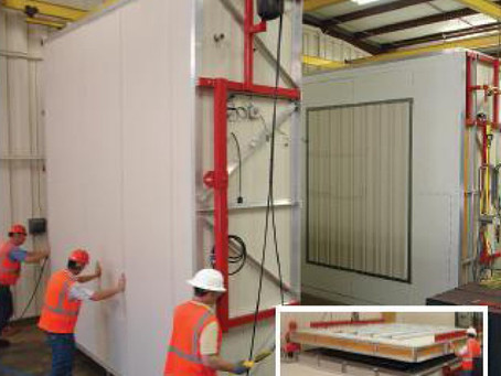 A Wall System Designed to Increase Energy Efficiency
