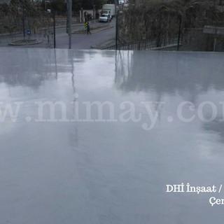DHİ İnşaat - Çengelköy / Teras Su Yalıtımı