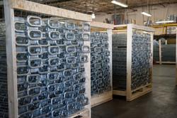 Cage for filter bag particulant filtrati