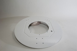 Flash bottom plate