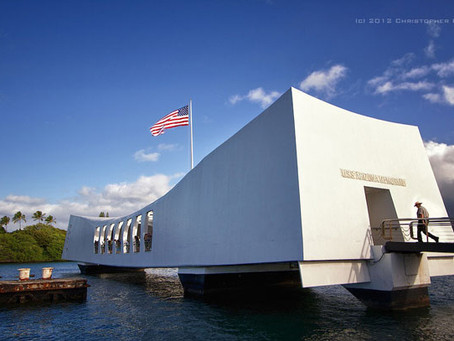 Memories of Pearl Harbor